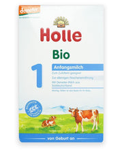 Load image into Gallery viewer, Holle Bio Stage 1 (0-6 months) Organic Infant Milk Formula - 400g