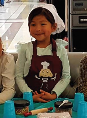 Little Bakers Chefs Hat & Apron