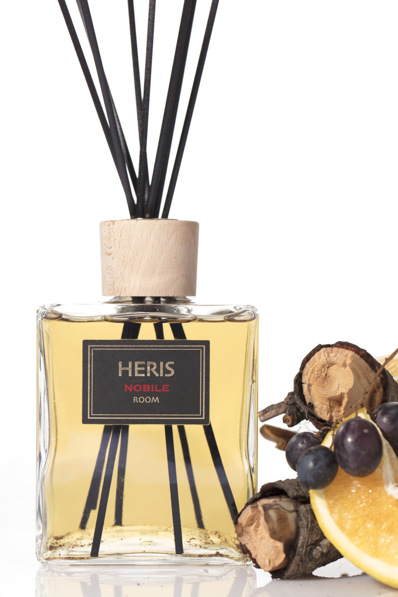 Profumatore Ambiente HERIS ROOM NOBILE 1L Heris scent - Made for luxury