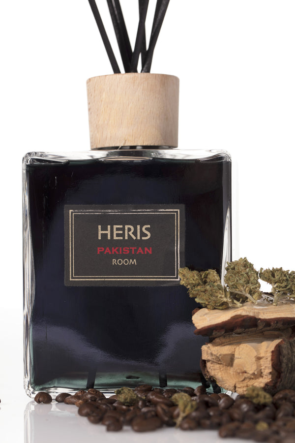 Profumatore Ambiente Platinum HERIS ROOM PAKISTAN 500ML SCENT - Made For Luxury