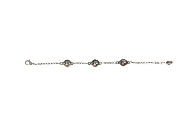 Made for Luxury - Bracciale Catena Cuore Sacro - AGBR3800 - Pietro Ferrante