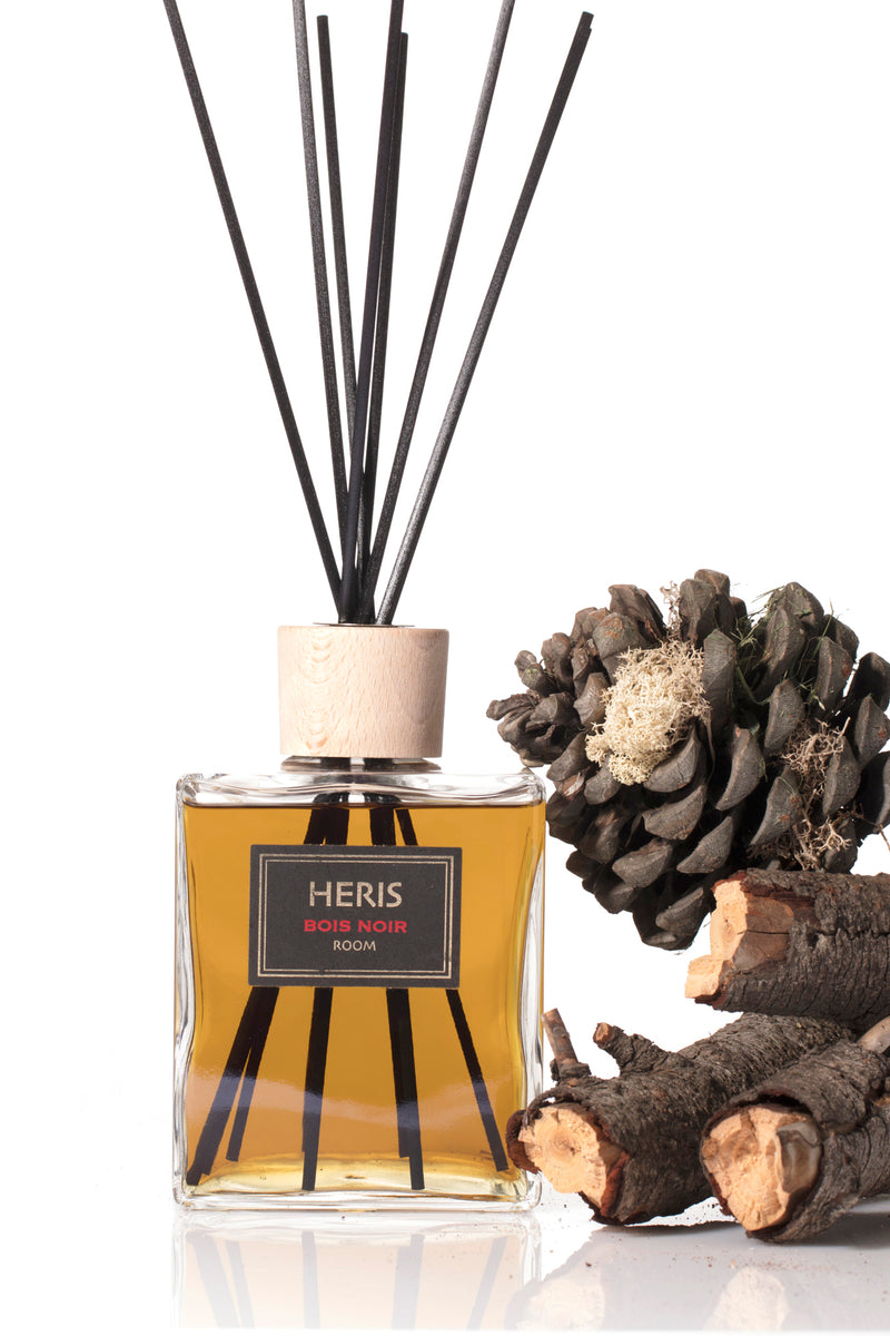 Profumatore Ambiente Platinum HERIS ROOM BOIS NOIR 500ML SCENT - Made For Luxury