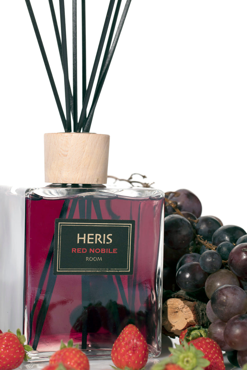 Profumatore Ambiente HERIS ROOM RED NOBILE 500ml Heris scent - Made for luxury