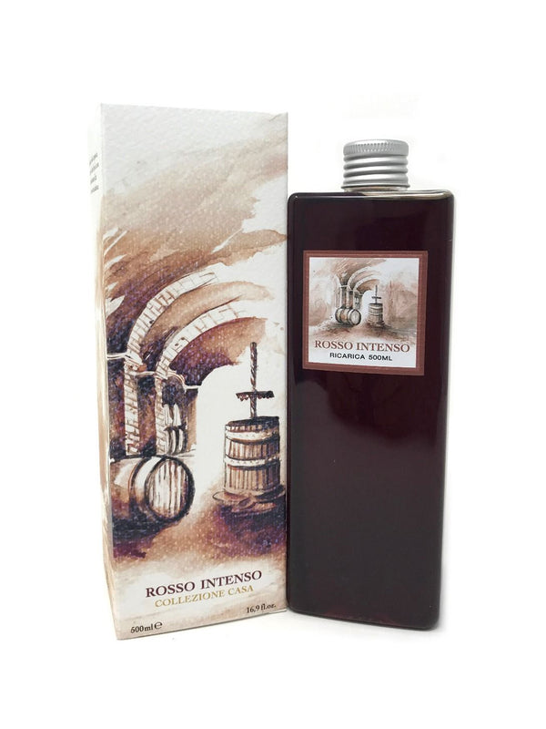 Made for Luxury - ricarica profumatore ambiente rosso intenso 500ml