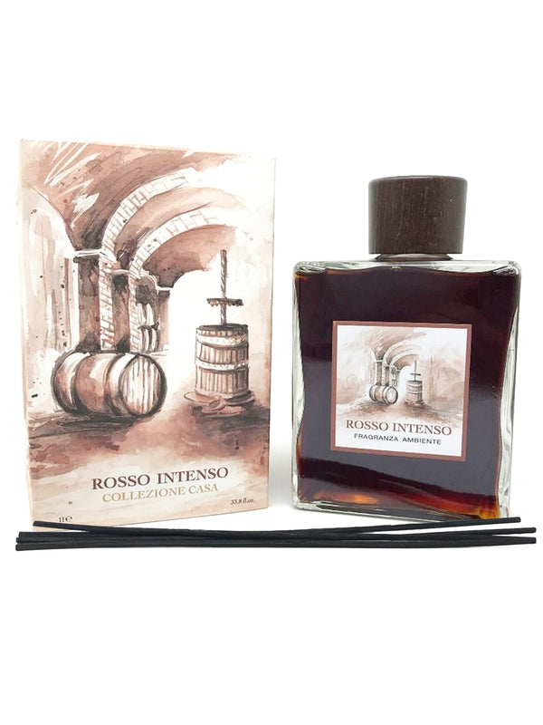 Made for Luxury - profumatore ambiente rosso intenso 1L