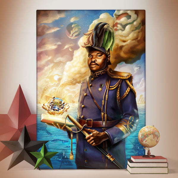The Honorable Marcus Mosiah Garvey Jr.