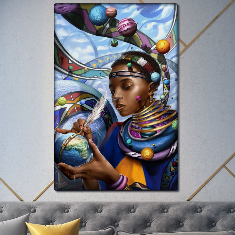 The Ndebele Creator