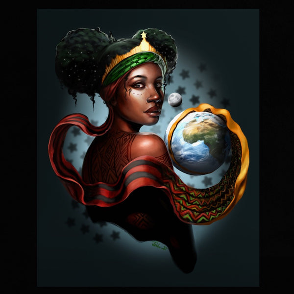 The Starlight Queen - Marcus Moziah Garvey Edition