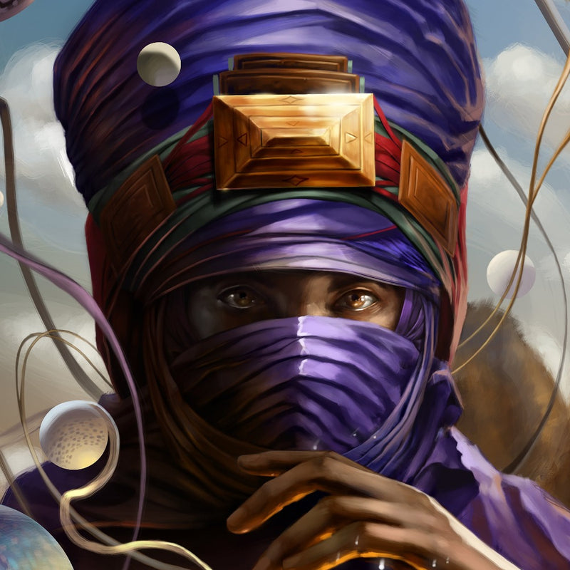 Tuareg | Odyssey and the Abyss