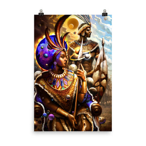 Queen Nandi | Mother of the Zulus