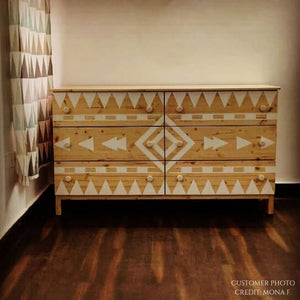 CustHum-Aztec-chestofdrawers-customerphoto