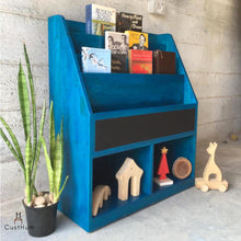 Load image into Gallery viewer, Siya - Solid Wood Bookshelf for Kids