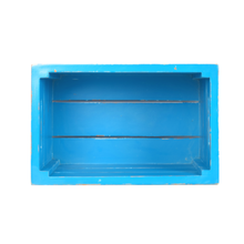 Load image into Gallery viewer, CustHum-Crate-shelf-teal02