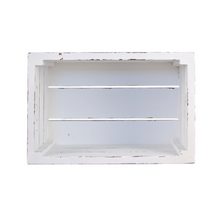 Load image into Gallery viewer, CustHum-Crate-shelf-white03
