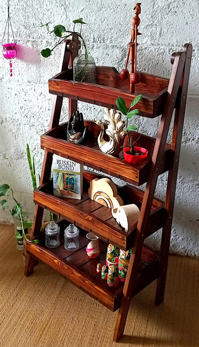 Haveli - Bakers Ladder Shelf