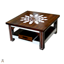 Load image into Gallery viewer, CustHum-Daffodil-coffee-table01