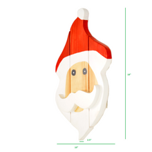 Load image into Gallery viewer, Nikolaus – Colorful Wooden Santa
