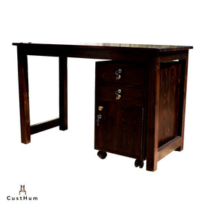CustHum-work-table-Tuscany-with-storage