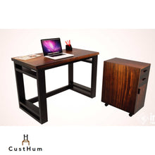 Load image into Gallery viewer, CustHum-study-work-table-Stanford02
