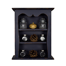 Load image into Gallery viewer, CustHum-Malabar-shelf-blue02