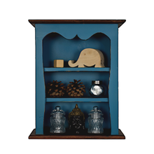 Load image into Gallery viewer, CustHum-Malabar-shelf-teal01