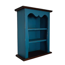 Load image into Gallery viewer, CustHum-Malabar-shelf-teal02