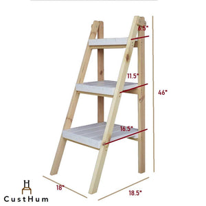 CustHum-Zeppelin-ladder-shelf-dimensions
