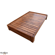 Load image into Gallery viewer, Periwinkle - Simple Solid Wood Cot