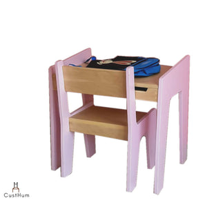 Nia - Kids Study, Art & Craft Table Set