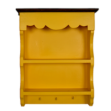 Load image into Gallery viewer, CustHum-Nutmeg-Spice-Shelf-yellow01