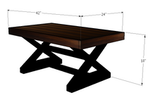 Load image into Gallery viewer, CustHum-Pirelli-coffee-table-dimensions