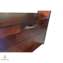 Load image into Gallery viewer, CustHum-Regal-wall mounted executive murphy table-05