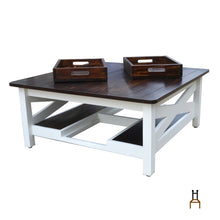 Load image into Gallery viewer, CustHum-coffee-table-removable-trays-Mehfil