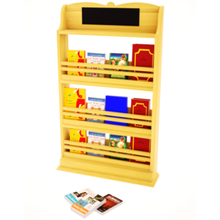 Load image into Gallery viewer, CustHum-Fount-bookshelf02
