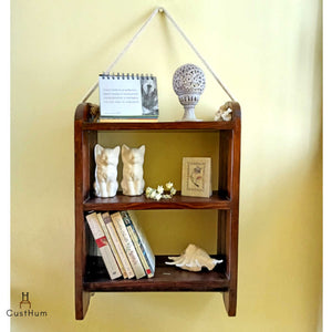 CustHum-Roma-rustic farmhouse style rope shelf-01
