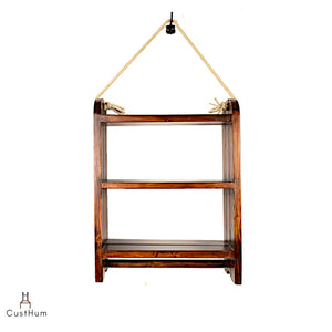 CustHum-Roma-rustic farmhouse style rope shelf-02