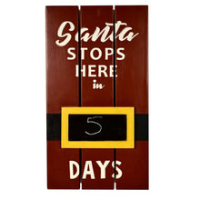 Load image into Gallery viewer, CustHum-Santa-day-counter