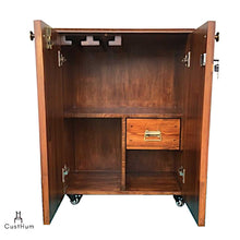 Load image into Gallery viewer, CustHum-Siduri-bar cabinet-02