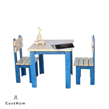 Load image into Gallery viewer, CustHum-Townsville-study-table-chair-set01