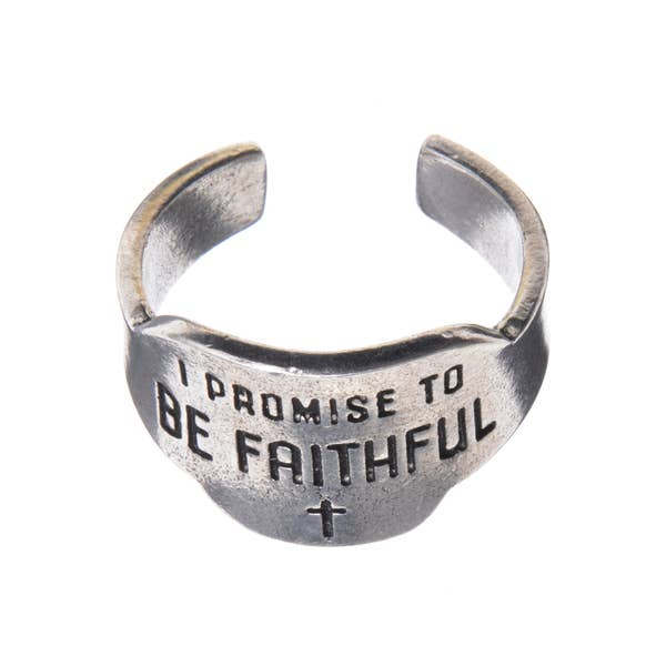 Be Faithful- Promise Rings
