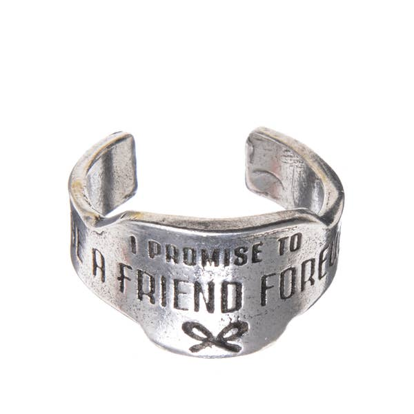 Be a Friend Forever- Promise Rings