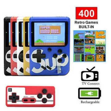 Retro Hand Held Video Games