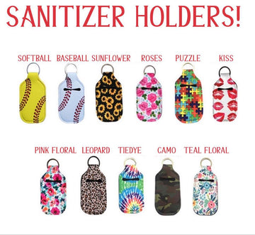 Sanitizer Holders
