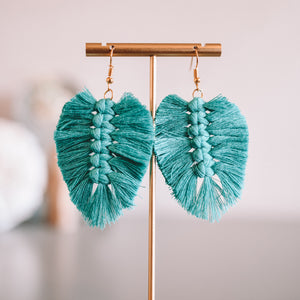Daun Earrings
