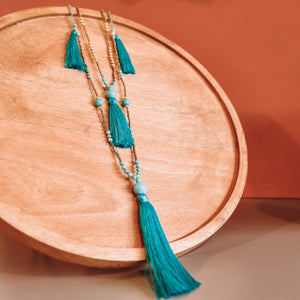 Rumbai Tiered Necklace