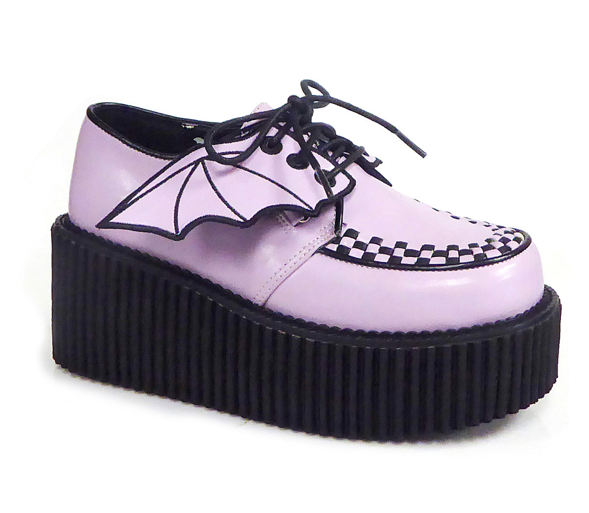 lavender-vegan-leather