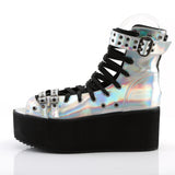 silver-hologram-vegan-leather