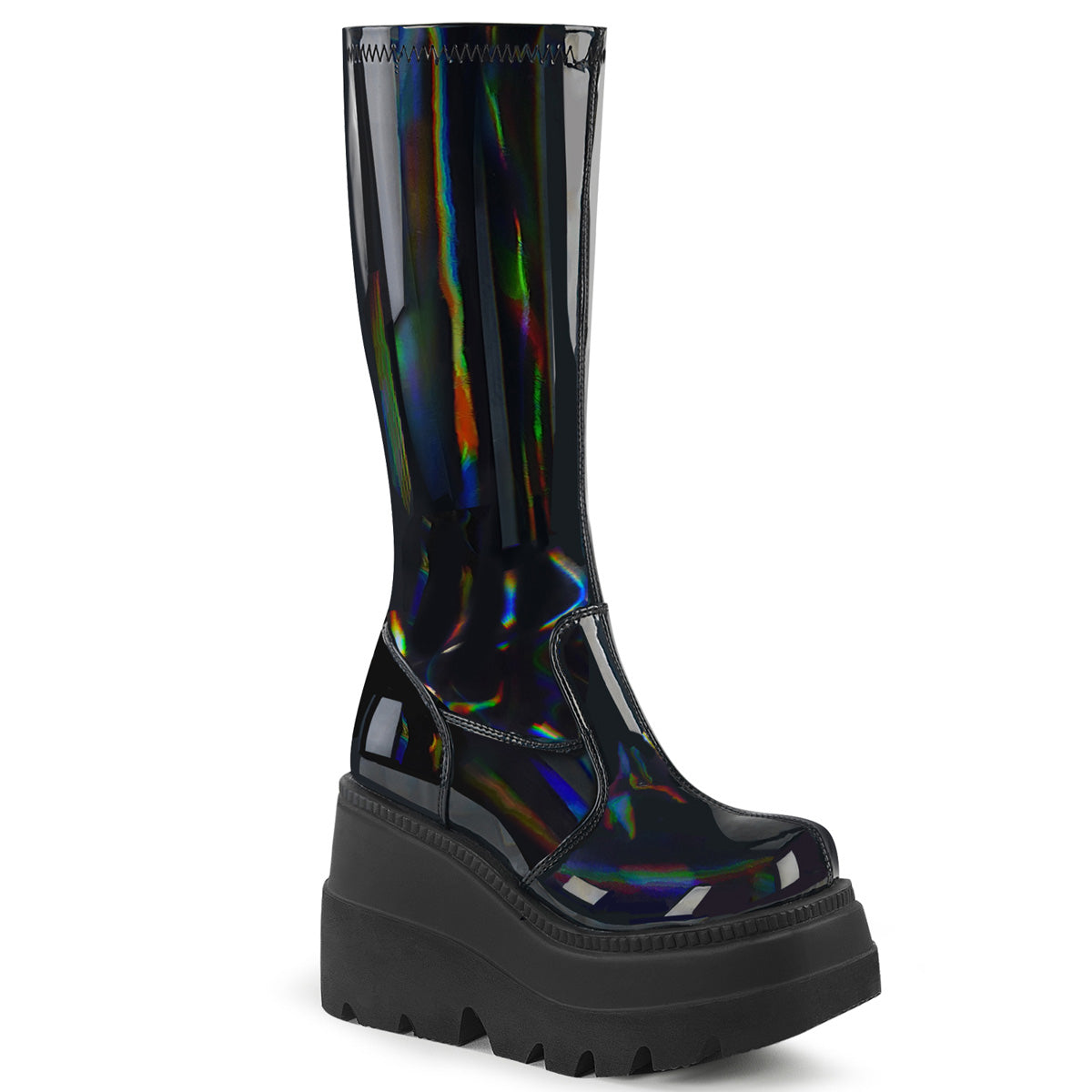 stretch-black-patent-holo