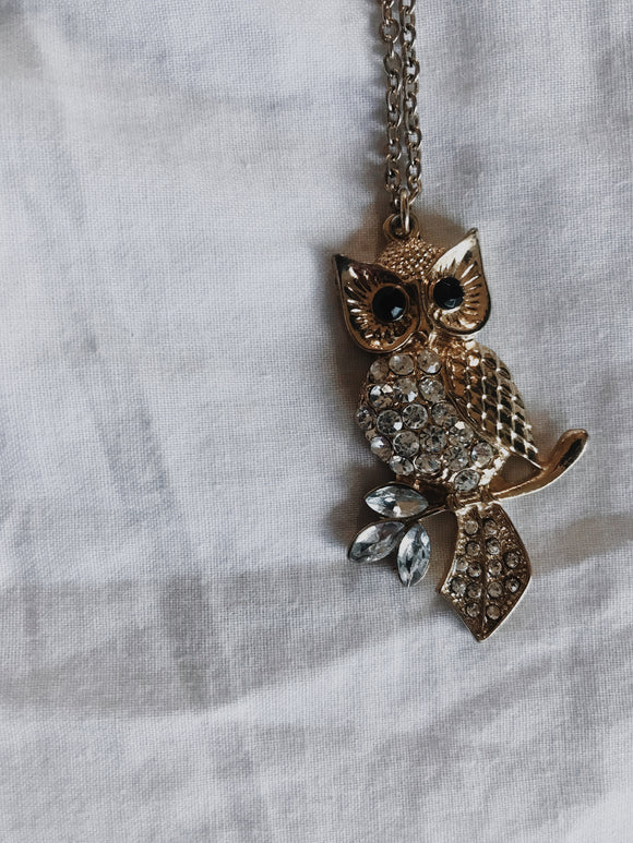 Hedwig Necklace ⚡️