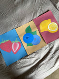 Fruit Print Set